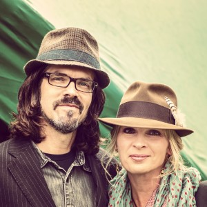 Linford Detweiler and Karin Bergquist of Over the Rhine