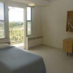 A single dorm room