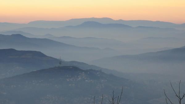 Sarajevo Mountains