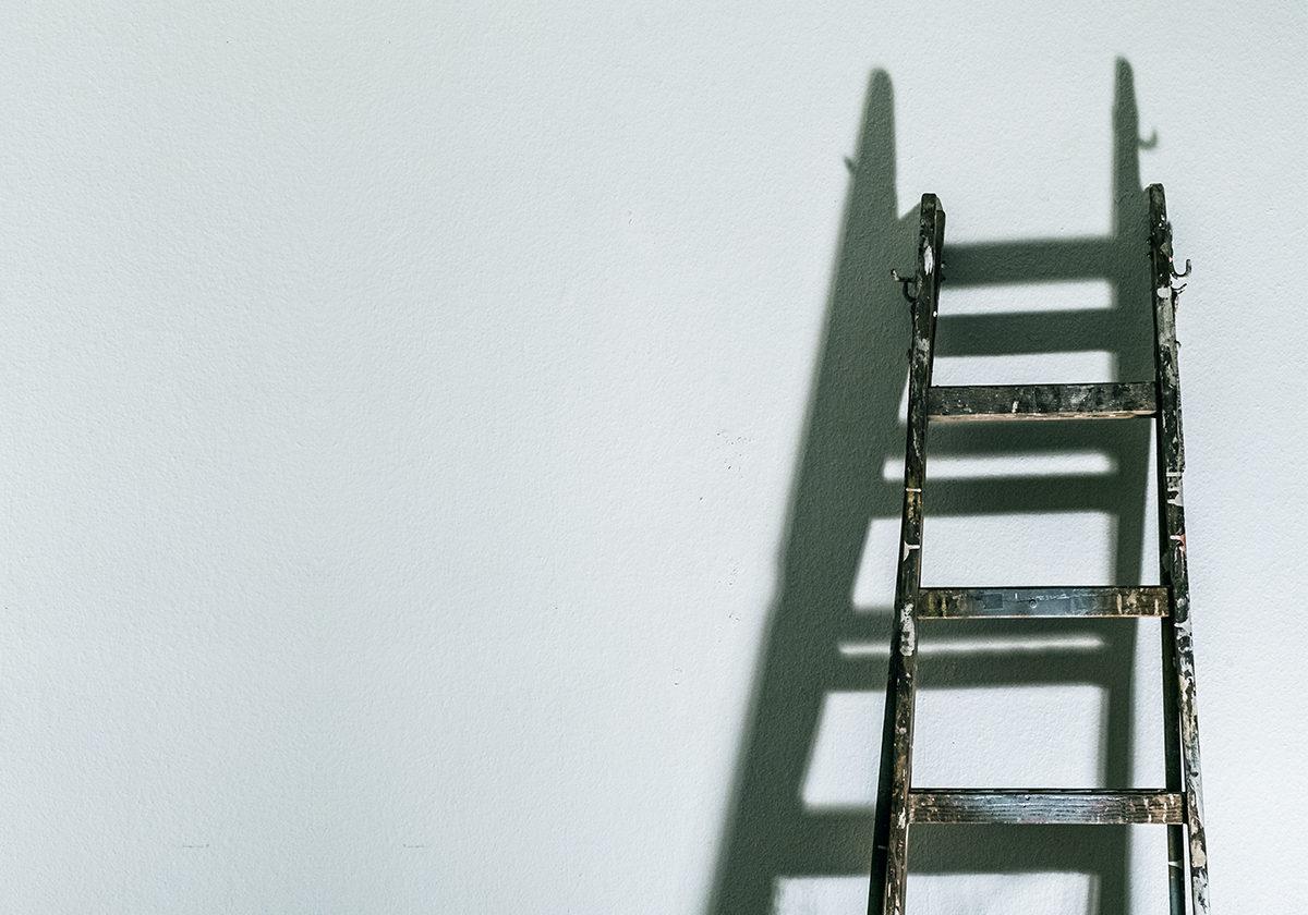 ladder by thel kofoed hjorth on flickr_edited
