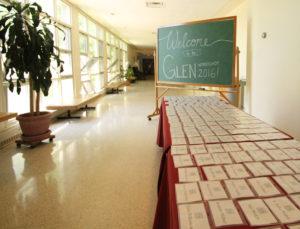 Glen Workshop Aubrey Allison welcome