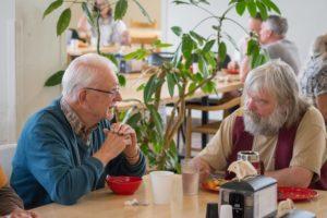 Glen Workshop Bob Denst John and Malcolm