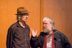 Glen Workshop Bob Denst Linford and Malcolm