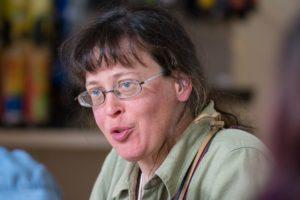 Glen Workshop Bob Denst woman talking
