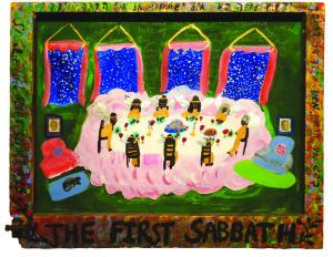 the first sabbath1