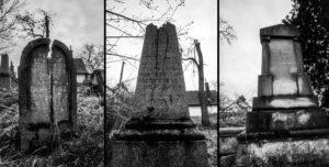 tombstones public domain by Benjamin Balazs on flickr