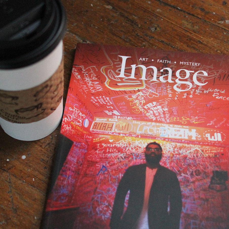 Issue 89 featured the work of graffiti artist Aerosol Arabic.